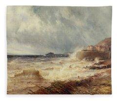 Hastings Fleece Blanket