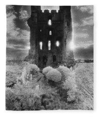 Helmsley Castle Fleece Blanket