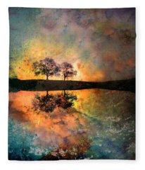 How Trees Reinvent The Morning Fleece Blanket