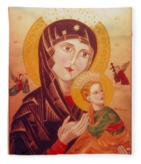 Icon Fleece Blanket