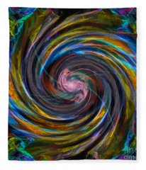 Intuition Fleece Blanket