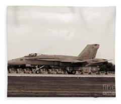 Jet Day At Oshkosh Airventure 2012. #01 Fleece Blanket