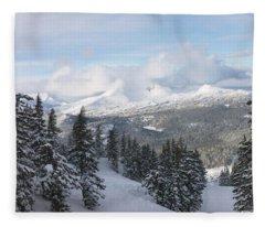 Joyful Day Fleece Blanket