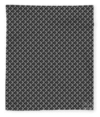 Kaleidoscope Fleece Blanket
