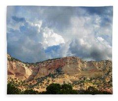Kanab Utah Fleece Blanket