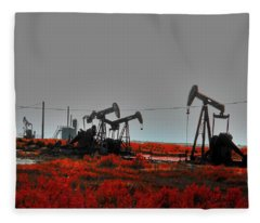 Killing Ground Fleece Blanket