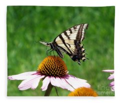 Lunch Time Fleece Blanket