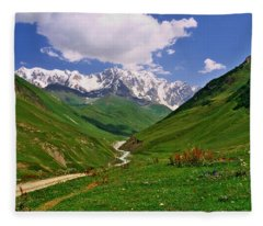 Mountain Valley Fleece Blanket