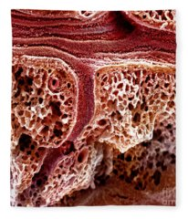 Mouse Lung, Sem Fleece Blanket
