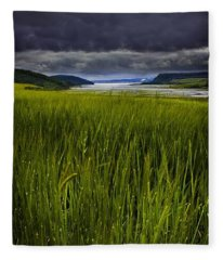 Munlochy Bay Fleece Blanket
