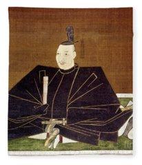 Oda Nobunaga (1534-1582) Fleece Blanket