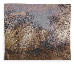 Ofelia Fleece Blanket