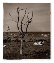 Pastorale 2 Fleece Blanket