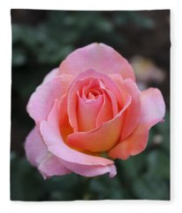 Rose Garden Fleece Blanket