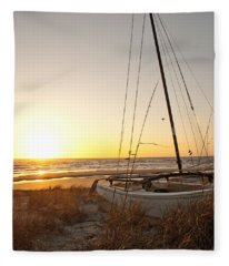 Sailors Delight Fleece Blanket