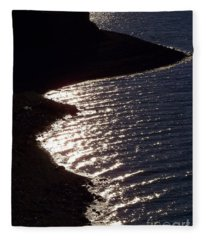 Shining Shoreline Fleece Blanket