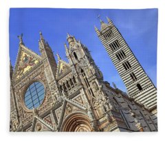 Siena - Cathedral Fleece Blanket