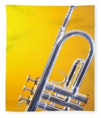 Trumpet Fleece Blankets