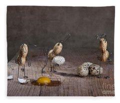 Egg Fleece Blankets