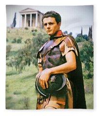 Spartacus Fleece Blanket