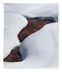 Spooner Meadow Melt Fleece Blanket