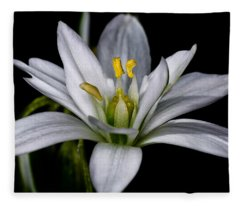 Star Of Bethlehem Fleece Blanket