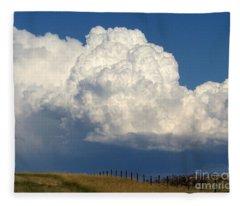 Storm's A Brewin' Fleece Blanket