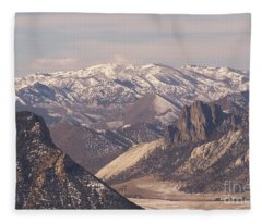 Sunlight Splendor Fleece Blanket