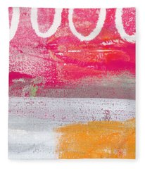 Sweet Summer Day Fleece Blanket