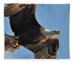 The Catch Fleece Blanket