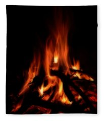 The Fire Fleece Blanket