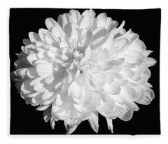 The Flower Of Hope Fleece Blanket