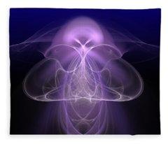 The Jellyfish Fleece Blanket