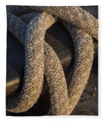 Tie Down Fleece Blanket