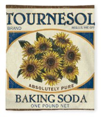 Tournesol Baking Soda Fleece Blanket