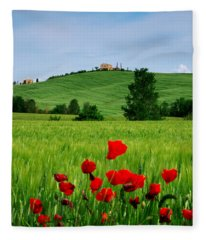 Tuscany  Fleece Blanket