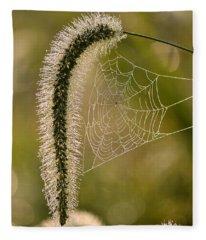 Webbed Tail Fleece Blanket