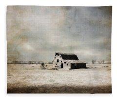 Wide Open Spaces Fleece Blanket