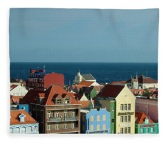 Williemstad Curacoa Fleece Blanket