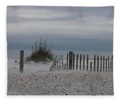 Wind Blown Fleece Blanket