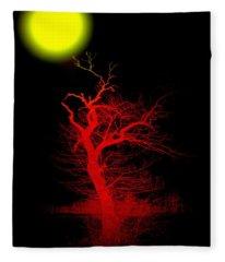 Witchwood Fleece Blanket