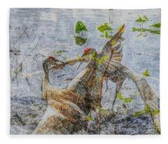 Zhandou Fleece Blanket
