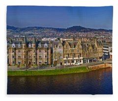 Inverness Fleece Blanket