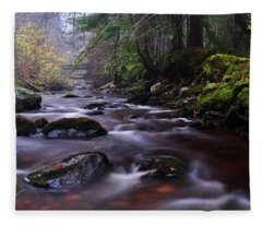 Reelig Glen Fleece Blanket