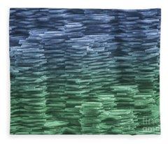 Abalone Shell, Sem Fleece Blanket