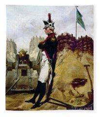 Alexander Hamilton Fleece Blanket