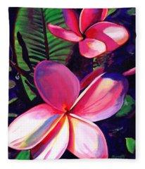 Aloha Fleece Blanket