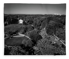 Arlington Cemetery Fleece Blanket