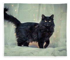 Athena Fleece Blanket