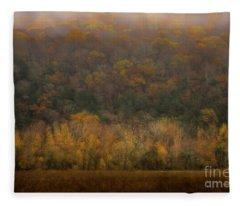 Backroads Fleece Blanket